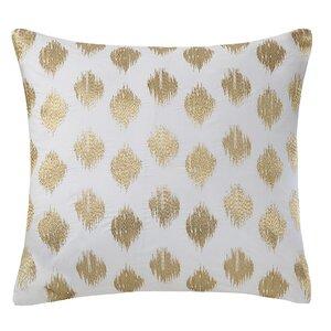 Nadia Dot 100% Cotton Throw Pillow