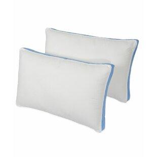 Pegasus Home Fashions Isopedic Firm Density Fiber Pillow (Set of 2)