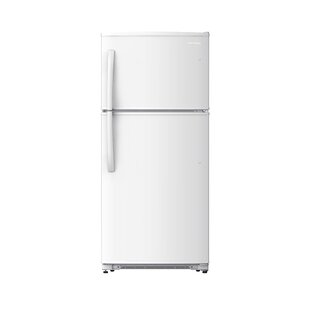 18 cu. ft. Top Freezer Refrigerator by Daewoo