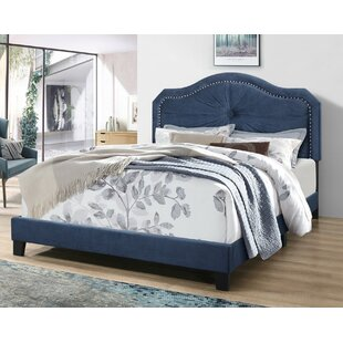 Comparison Earby Upholstered Panel Bed by House of Hampton Reviews (2019) & Buyer's Guide