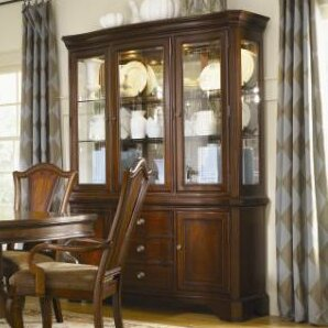 Fitzpatrick China Cabinet by Darby Home Co