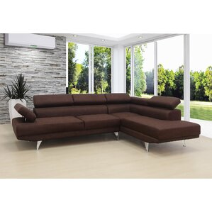 Reclining Sectional by BestMasterFurniture