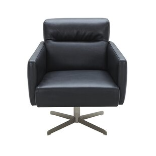Liner Swivel Lounge Chair