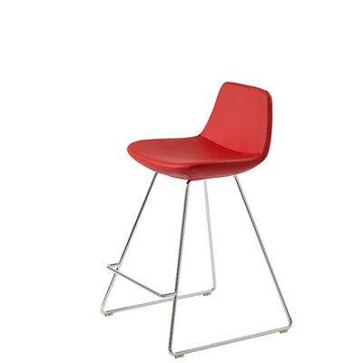 Awesome Shinn 29 Bar Stool Brayden Studio Seat Color Red Leatherette Gmtry Best Dining Table And Chair Ideas Images Gmtryco