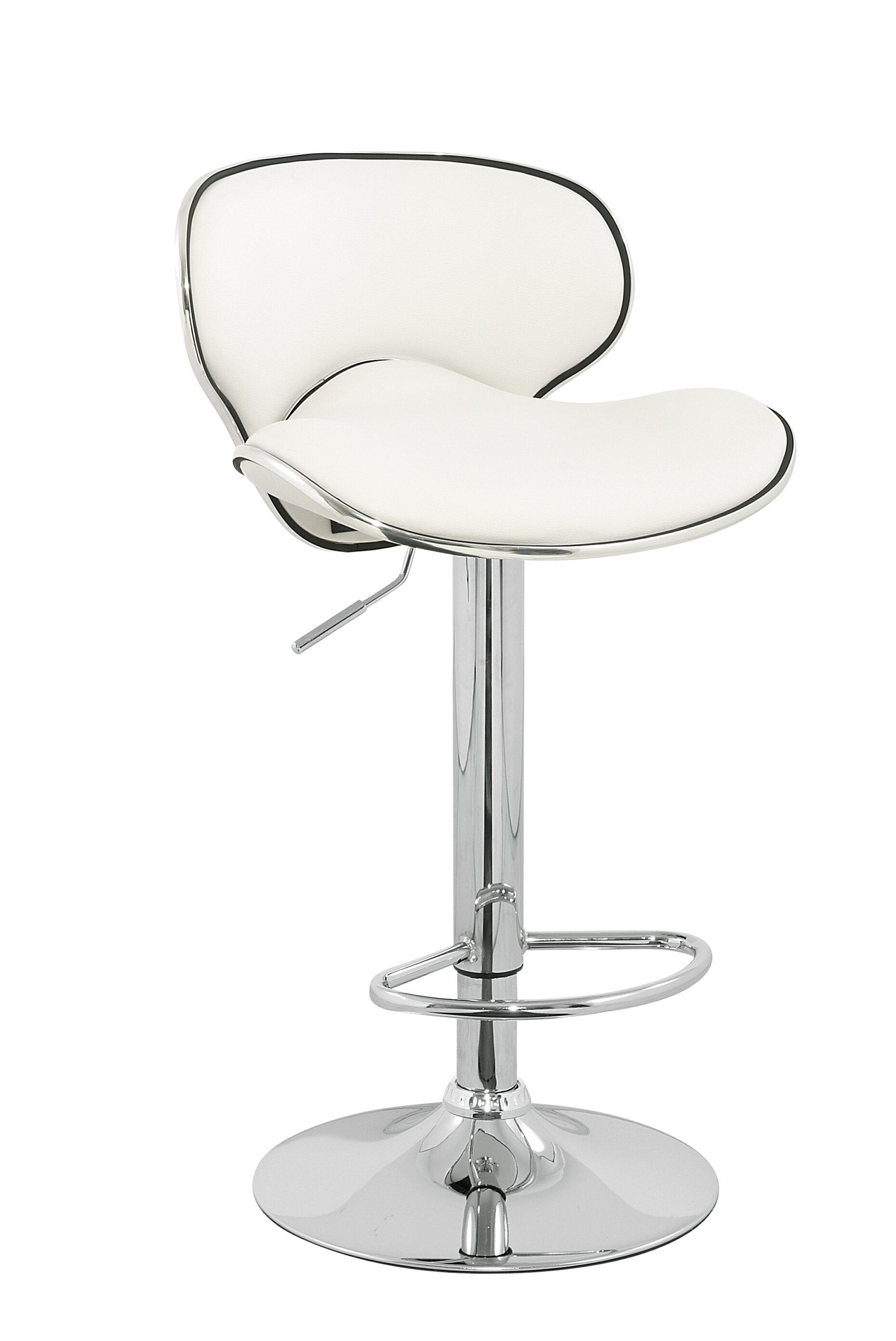 Excellent Brandon Adjustable Height Swivel Bar Stool Ibusinesslaw Wood Chair Design Ideas Ibusinesslaworg