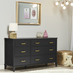 Price comparison Monarch Hill Hawken 6 Drawer Double Dresser by Little Seeds Reviews (2019) & Buyer's Guide
