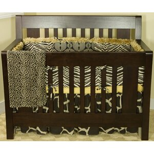 Sumba 4 Piece Crib Bedding Set