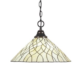 Astoria Grand Ratchford 1-Light Mini Pendant