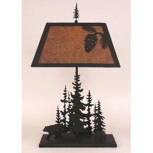 Pine Tree 32 Table Lamp