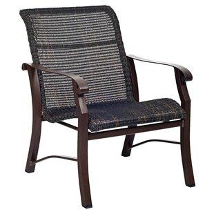 Woodard Cortland Woven Patio Chair