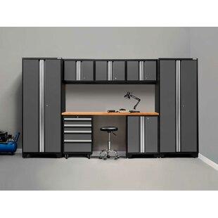 Bold 3 0 8 Piece Storage Cabinet