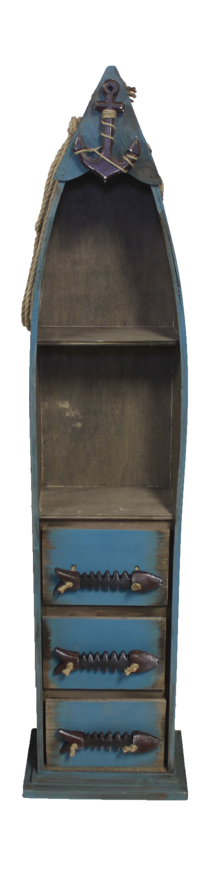 Kentwood Boat Bookcase