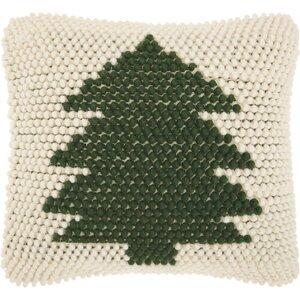 Bivens Wool Throw Pillow