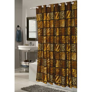 Searching for Pendik Shower Curtain By World Menagerie