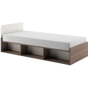 Madelyn Twin Panel Bed by Brayden Studio Design
