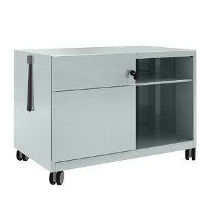 Review Note 2 Drawer Filing Cabinet