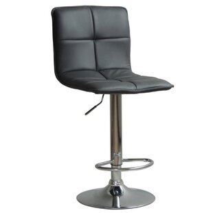 Dania 24 Swivel Bar Stool Orren Ellis