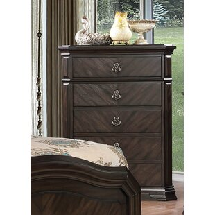 Find Rudisill 5 Drawer Chest by Astoria Grand