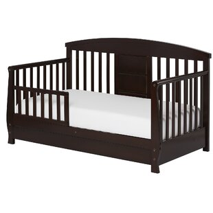Dugas Deluxe Toddler Daybed with Storage