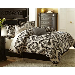 Equinox Reversible Comforter Set By Michael Amini