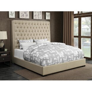 Jarratt Upholstered Panel Bed