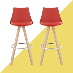 Carreon 68cm Bar Stool (Set Of 2) By Hashtag Home