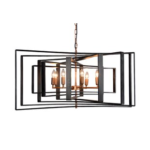 Luther 8-Light Chandelier ..