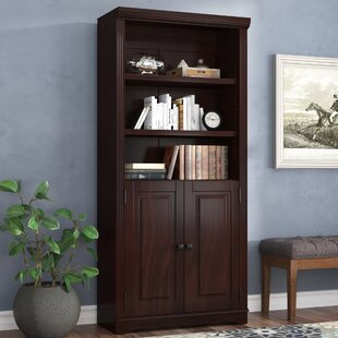 Oliver Standard Bookcase Red Barrel Studio