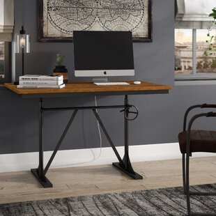 Ferndown Solid Wood Standing Desk by Williston Forge