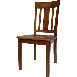 Panama Triple Upright Solid Wood Dining C..