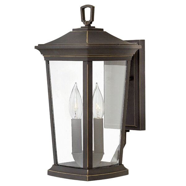 Hinkley Lighting Bromley 2 Light Outdoor Sconce U0026 Reviews | Wayfair