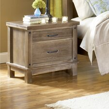 Leadville 2 Drawer Nightstand by Wildon Home
