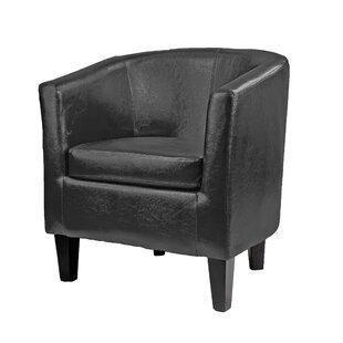 Cummingham Barrel Chair by Red Barrel Studio