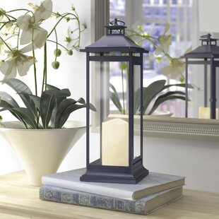 Metal Lantern By Three Posts Outdoor Lighting