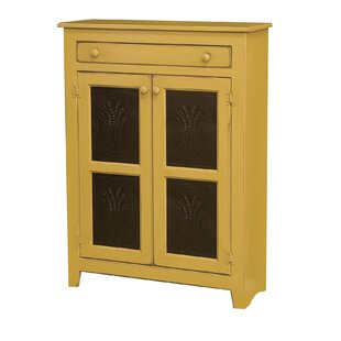 Barranca 1 Drawer Accent Cabinet by August Grove
