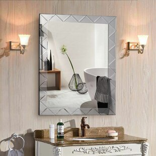 Big Save Breazeale Wall Mirror By Wrought Studio