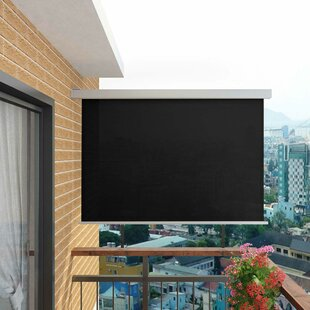 Sina Balcony Multi-Functional W 2m Retractable Side Awning By Sol 72 Outdoor
