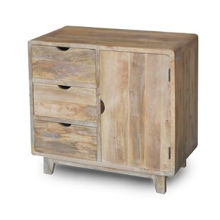 Paquette 1 Door 3 Drawer Combi Chest By Bloomsbury Market