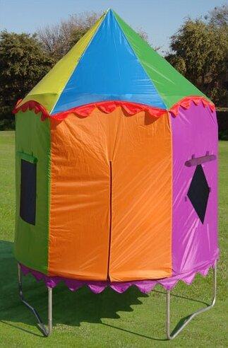 Circus Tr&oline Tent & Bazoongi Kids Circus Trampoline Tent u0026 Reviews | Wayfair