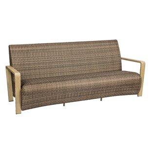 Reynolds Patio Sofa by Woodard