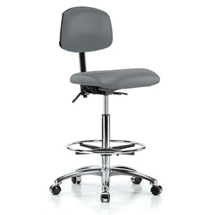 Inexpensive Low-Back Drafting Chair by Perch Chairs & Stools Reviews (2019) & Buyer's Guide