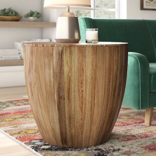 Darcelle End Table by Mistana