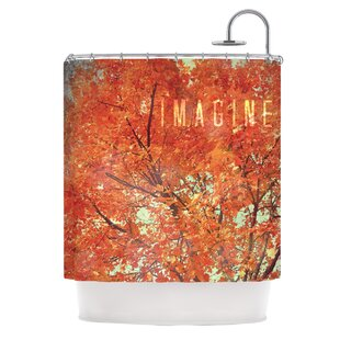 Imagine Single Shower Curtain