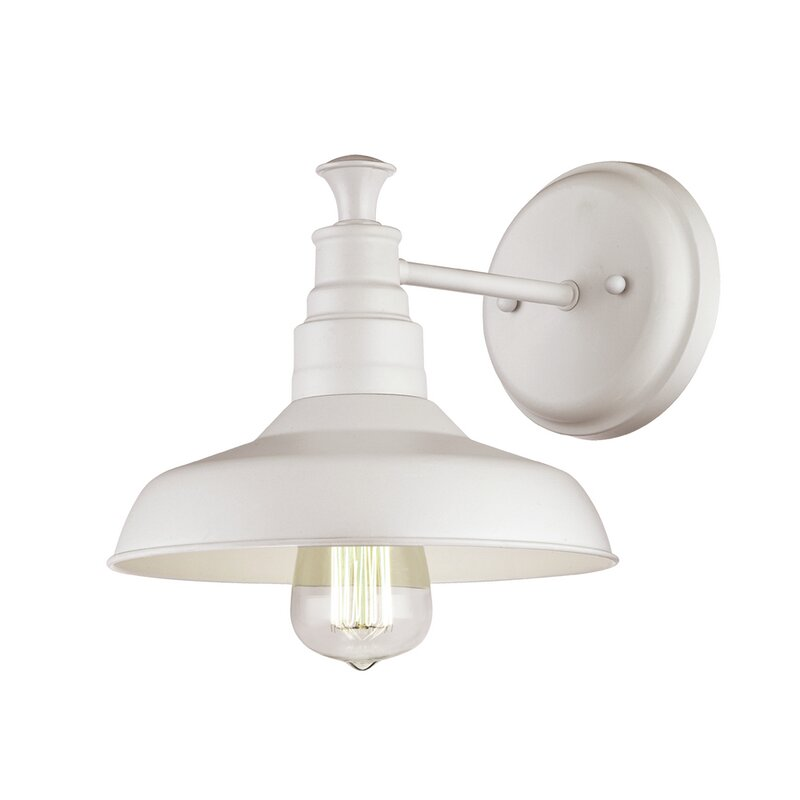 Stephine 1-Light Armed Sconce