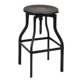 Eastvale Adjustable Height Swivel Bar Stool by OSP Designs