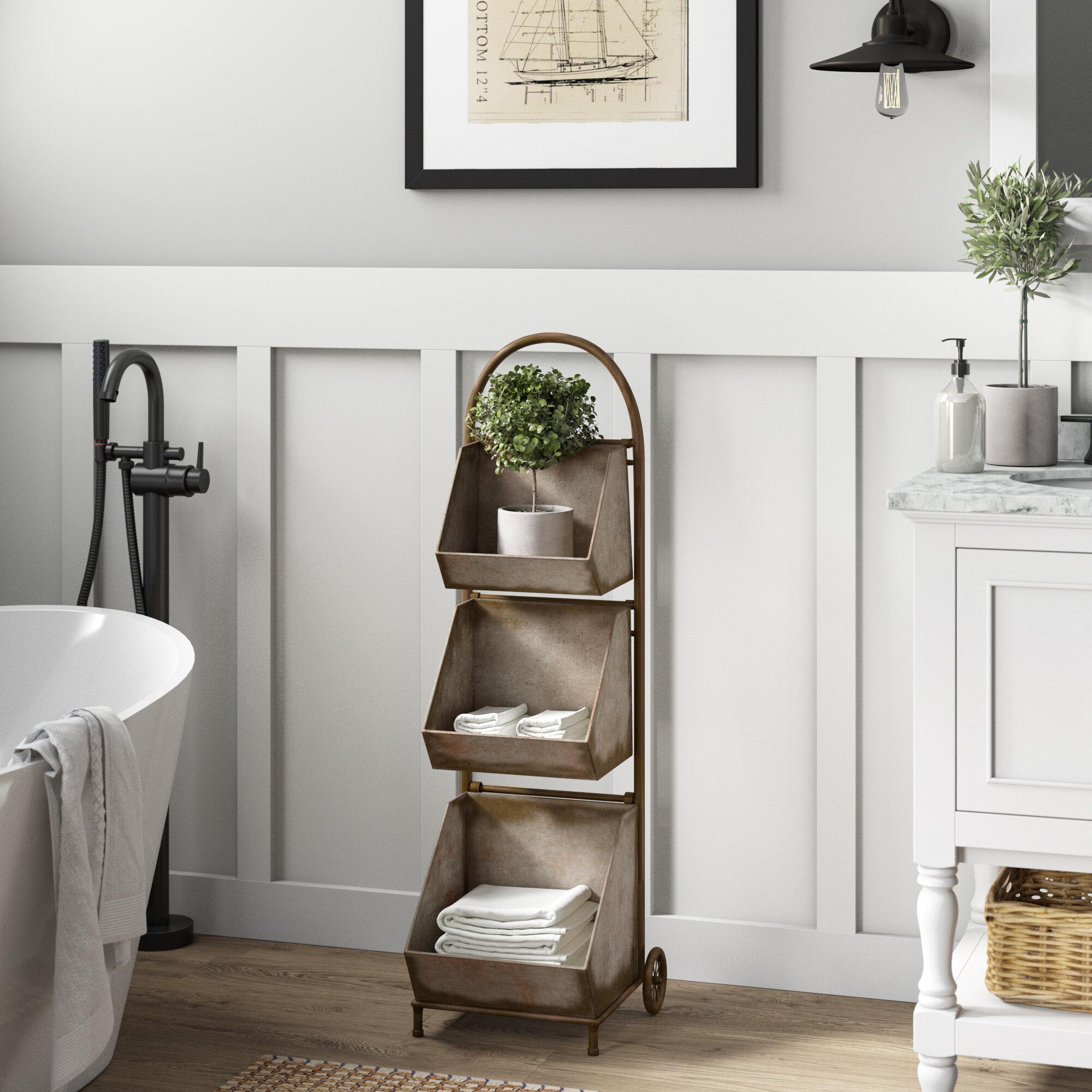 Bathroom Shelf Reviews Birch Lane