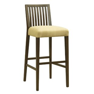 Ines 31.5 Bar Stool Red Barrel Studio