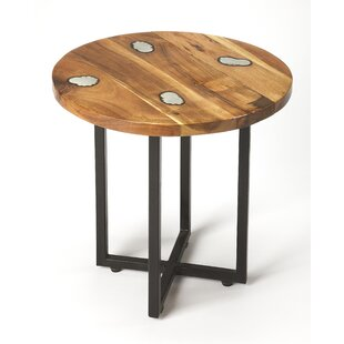 Kittredge End Table by Millwood Pines