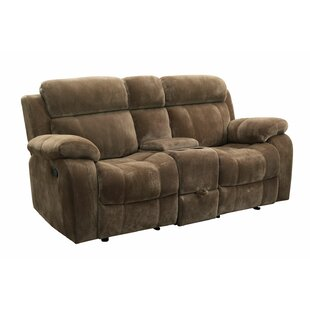 Victor Double Reclining Sofa by Wildon Home®
