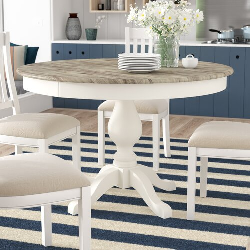 Bayou Dining Table Three Posts